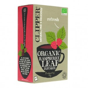 Clipper Raspberry Leaf Teabags
