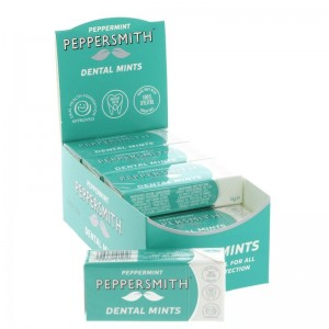 Peppersmith Fresh Mints 15g pack