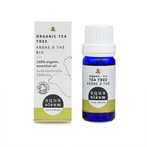 Aqua Oleum Tea Tree Essential Oil Organic