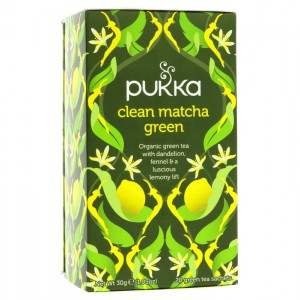 Pukka Clean Green Matcha Tea