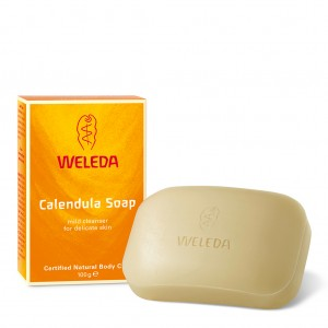 NEW Weleda Calendula Soap