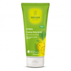 Weleda Citrus Creamy Body 200ml Wash