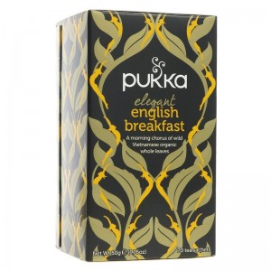 Pukka Elegant Breakfast Tea