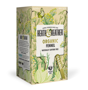 Heath & Heather Organic Fennel Tea