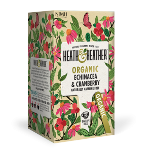 Heath & Heather Echinacea & Cranberry Tea