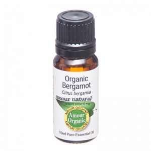 Amour  Bergamot Essential  Oil Organic 10ml