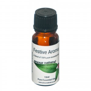 Amour Festive Aroma Essential Oil 10ml