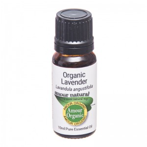 Amour Lavender Essential Oil  Organic 10 ml
