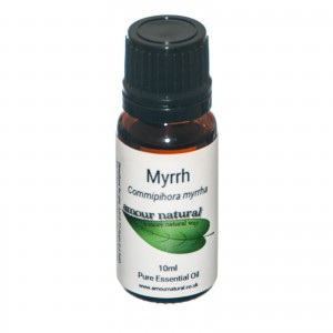 Amour Myrrh Essential Oil 10ml