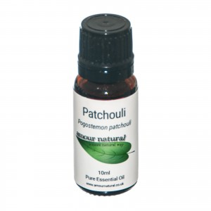 Amour Patchouli Essential Oil 10ml