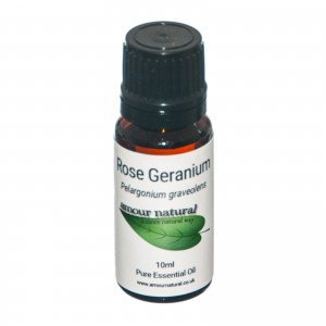 Amour Rose Geranium Essential Oil 10ml