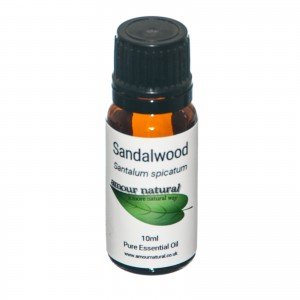 Amour Sandalwood Essential Oil 10ml