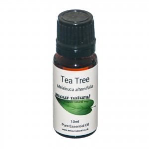 Amour Tea Tree Essential Oil Organic 10 ml