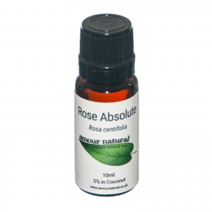 Armour Rose Absolute Essential Oil 10ml
