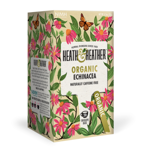 Heath & Heather Organic Echinacea Tea