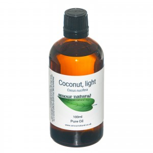 Amour Coconut Light Fixed Oil  100ml