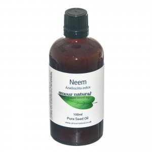 Amour Neem Oil Fixed Oils 100ml