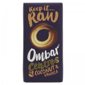 Ombar Coconut and Vanilla