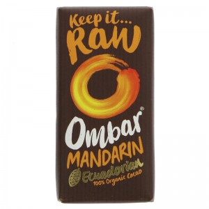 Ombar Cranberry and Mandarin