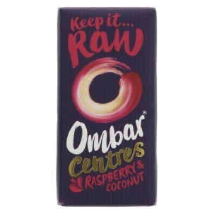 Ombar Raspberry & Coconut