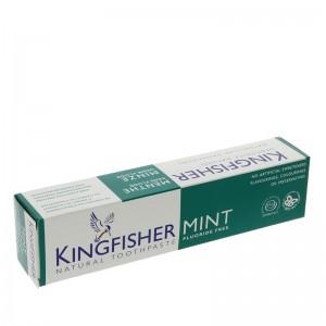 Kingfisher Mint Flouride Free Toothpaste