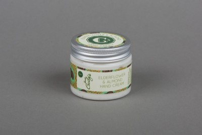 Sweet Cecily's Elderflower and Almond Hand Cream