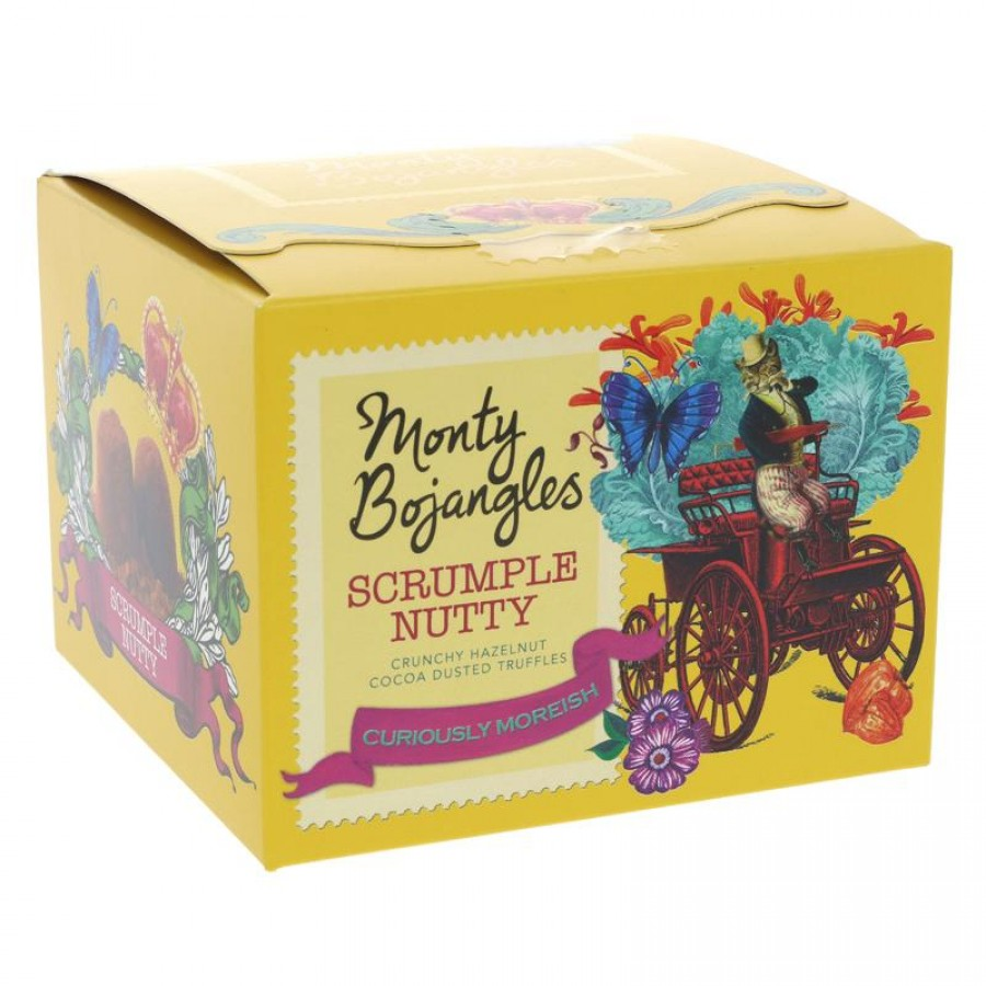 Monty Bo Jangles Scrumple Nutty (large) 150g