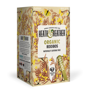 Heath & Heather Organic Rooibos Tea