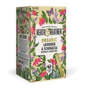 Heath & Heather Lavender & Echinacea Tea