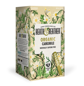 Heath & Heather Organic Camomile Tea